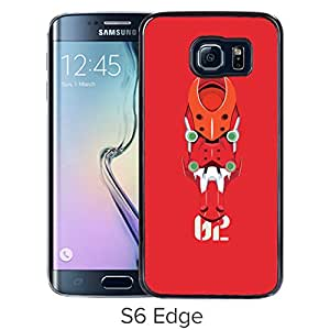 Fashion Designed Neon Genesis Evangelion 29 Black Samsung Galaxy S6 Edge Phone Case