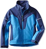 Urban Republic Little Boys' Little Boy Soft Shell Jacket, Medium Blue, 5/6