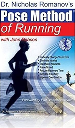 Pose Method Of Running Ebook