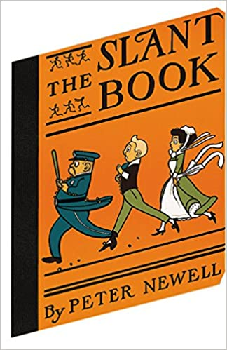 Amazon Com The Slant Book Peter Newell Children S Books 9780804805322 Newell Peter Books