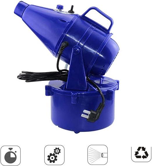 DBMGB Nebulizador de Jardín, Pulverizador Rociador Electrico Portatil para Jardinería Granja, Pulverizador Agua para Plantas, Hoteles, Escuelas, Certificación de la UE, Fuente de Alimentación 220v: Amazon.es: Hogar
