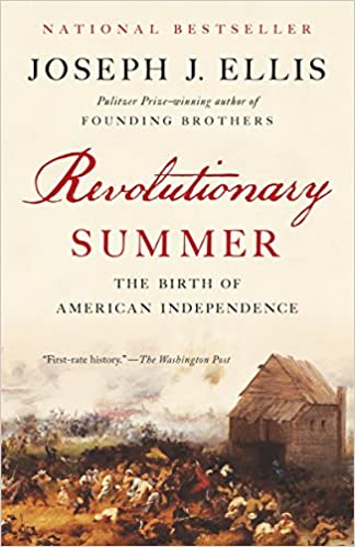image for Revolutionary Summer: The Birth of American Independence