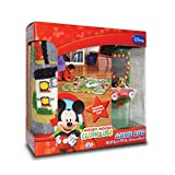 mickey mouse vacuum - Gertmenian Disney Mickey Mouse Clubhouse Toys Rug Play Mat Game Rugs w/Mickey Toy Car and Pluto, 32