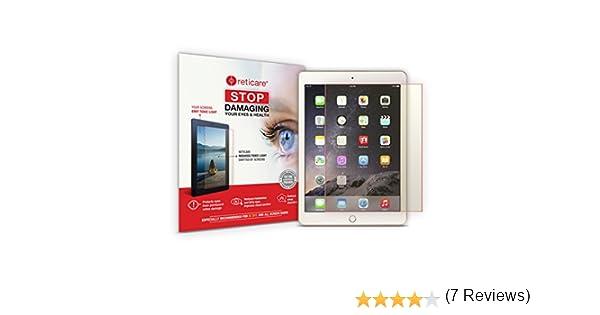 RETICARE 352T-9607-B - Protector de Ojos Compatible con Apple iPad ...
