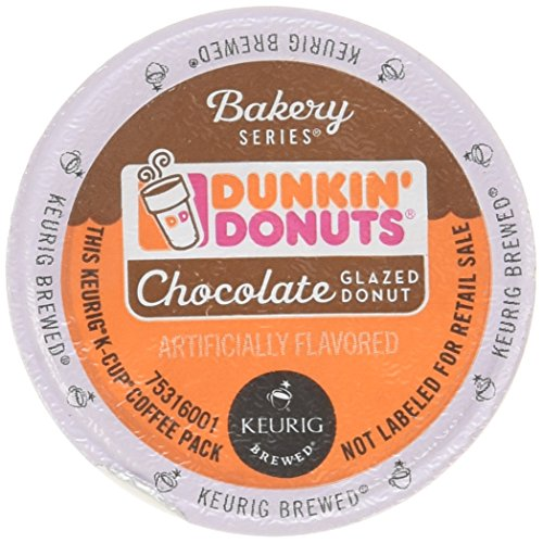 Dunkin-Donuts-Bakery-Series-Chocolate-Glazed-Donut-Flavored-Coffee-K-Cups-For-Keurig-K-Cup-Brewers-32-Pack