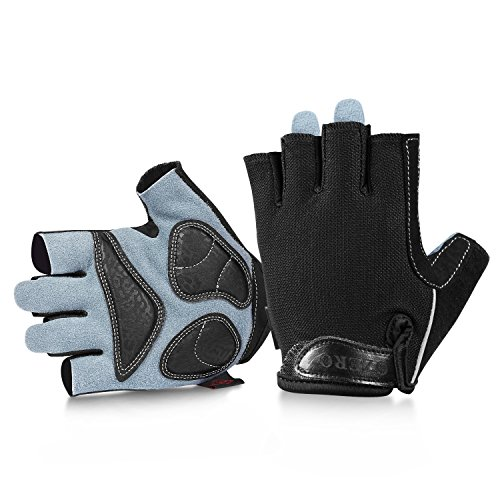 OZERO Cycling Gloves for