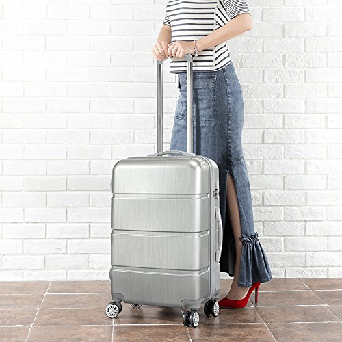 Compaclite Passenger ABS   PC Spinner 20 Inch Carry-On / Strong ...