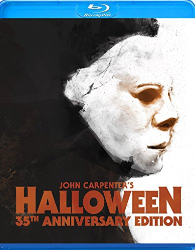 Halloween (35th Anniversary Edition) [Blu-ray] (Halloween Movies Jamie Lee Curtis)