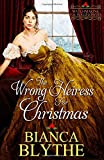 The Wrong Heiress for Christmas (Matchmaking for Wallflowers)