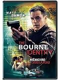 The Bourne Identity / La Mémoire dans la peau (Bilingual)