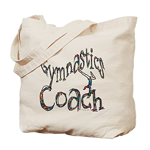 CafePress Gymnastics Graphic Natural Shopping