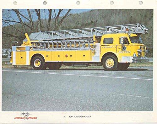 Chief Ladder - 4