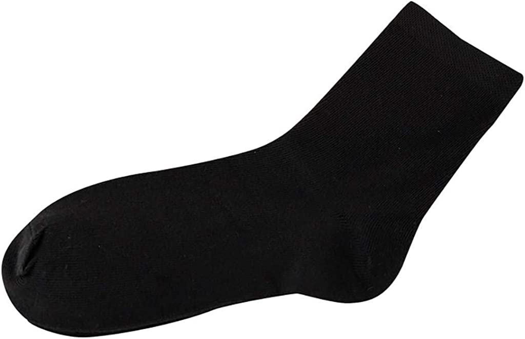 Mens Quarter Socks Cotton Business Casual Socks Men Pure Color Simple Fashion Socks Men Work Breathable Running Socks Mens Compression Sport Socks Mens Dress Socks Business