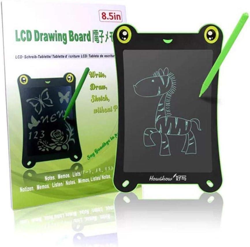 Cartoon Kids Electronic Graffiti Drawing Tablet liwei18 8.5 Inch LCD Writing Board