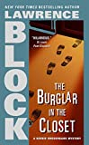 Book cover for The Burglar in the Closet