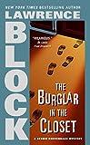 Book cover for The Burglar in the Closet
