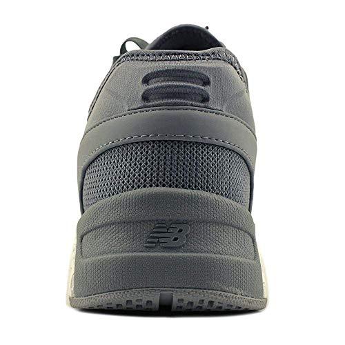 New Balance Black Sb Grey Grey Orange D alpha 009 Ml THqwrT
