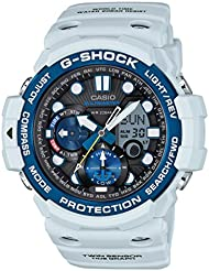Casio G-Shock Smoke Dial Resin Digital Chrono Quartz Male Watch GN1000C-8A
