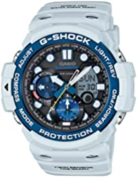 G-Shock Smoke Dial Resin Digital Chrono Quartz Male Watch GN1000C-8A. Casio
