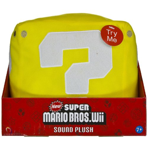 Question Mark Coin Block Box ~7