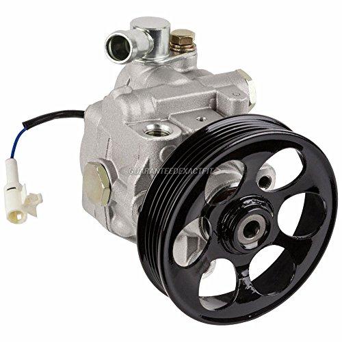 Subaru Steering Power Pump - New Power Steering Pump For Subaru Forester & Impreza - BuyAutoParts 86-01593AN New