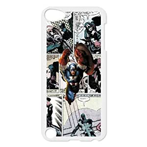 Marvel comic 008 iPod Touch 5 Case White gift PJZ003-7510994