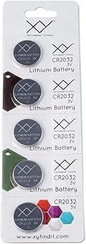 Battery for LiftMaster 893LM Remote Garage Door Opener