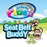 Cloudz Kids Plush Seat Belt Buddy Travel Pillow