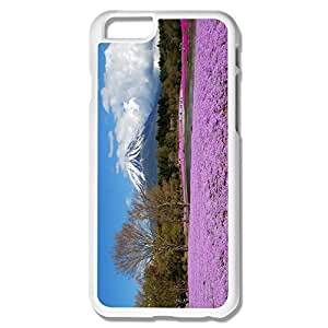 Durable Landscape Plastic Cover For IPhone 6