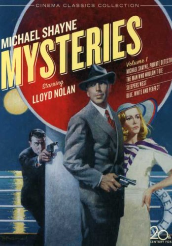 Michael Shayne Mysteries: Volume One from TCFHE