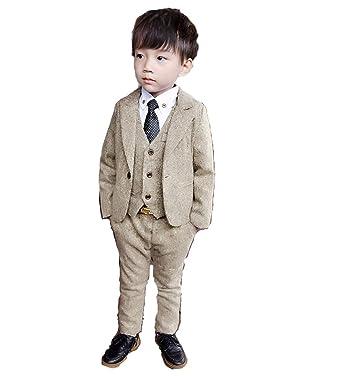 402680d77b4f8 男の子 子供服 子供 フォーマル スーツ ベビー服 子供 男の子 フォーマル スーツ キッズスーツ ベスト 上下セット