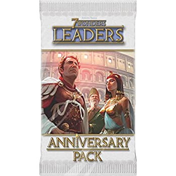 New by Repos English PROMO 7 Wonders Louis Card