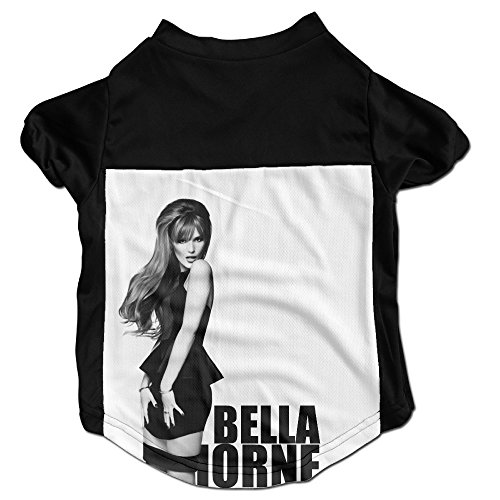 pgxln-pet-dog-doggy-cat-puppy-shirt-actress-bella-thorne-polo-dogs-size-l-color-black