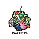 Super Mario-Air Freshner-Good fragnance-100% Original product-Officially license