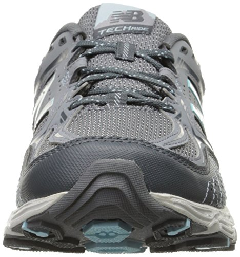 New Balance Womens Wt510v3 Trail Hardloopschoen Grijs / Zoetwater