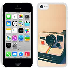Old Polaroid (2) Durable High Quality iPhone 5C Phone Case
