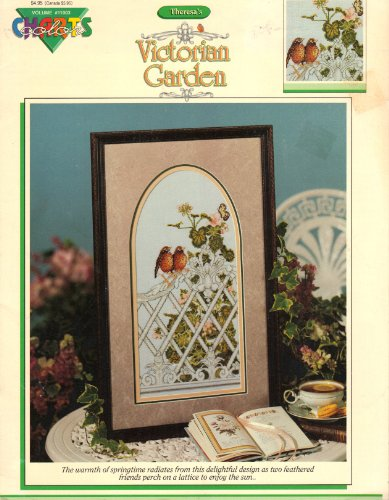 Theresa's Victorian Garden - Cross Stitch (Color Charts, Volume # 11003) ()