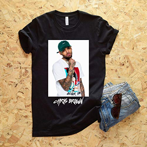 (Chris Brown Black Pyramid Unisex T-Shirt)