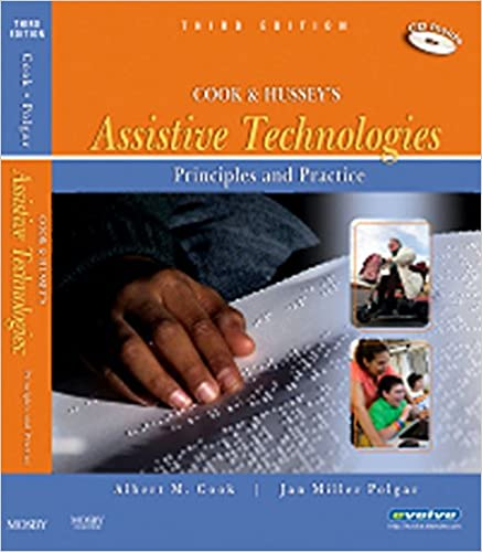 Cook And Husseys Assistive Technologies E Book Principles And