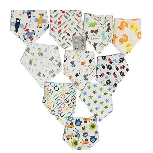 starkma-bandana-baby-bibs-cute-unisex-for-boys-100-cotton-10-set