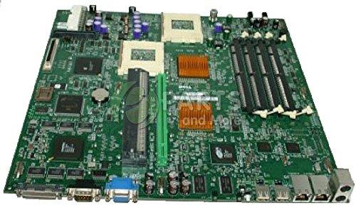 (DELL 2D484 DELL SYSTEM BOARD POWEREDGE 1550 DUAL CPU)