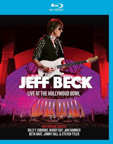 Blu-ray : Jeff Beck - Live at the Hollywood Bowl (United Kingdom - Import, NTSC Region 0)