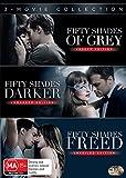 Fifty Shades Of Grey / F. Shades Darker / F. Shades Freed | NON-USA Format | PAL | Region 4 Import - Australia