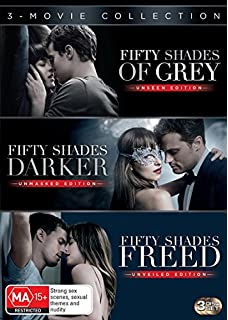 Amazon Com Fifty Shades Uncovered 2015 Emily Agnes Aura