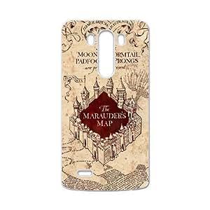 Custom Unique Design Harry Potter LG G3 Silicone Case