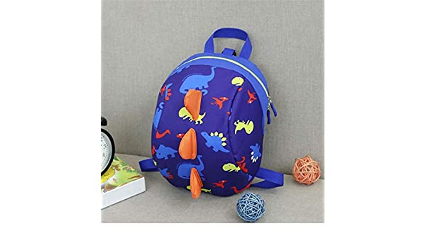 Amazon.com: Jewh for Girls Boy Children Baby Baby Boys Girls Kids Dinosaur Pattern Animals Toddler Bag (Dark Blue): Toys & Games