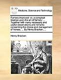 Farriery Improved, Henry Bracken, 114085318X