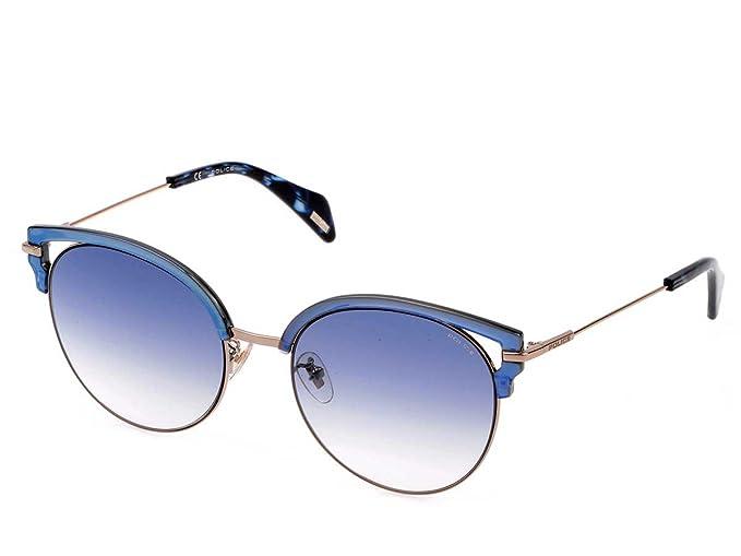 Police - Gafas de sol - para mujer Gris gris 50: Amazon.es ...