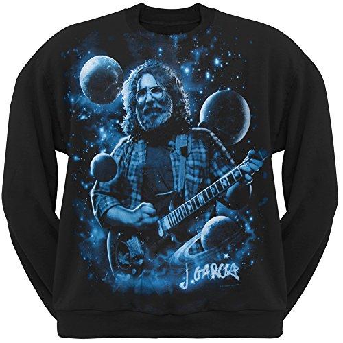 (Grateful Dead - Lovely View Of Heaven Crew Neck Sweatshirt - 2X-Large )