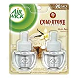 Air Wick Plug-in Air Freshener, Scented Oil Refills, Vanilla Passion, 2 Refills